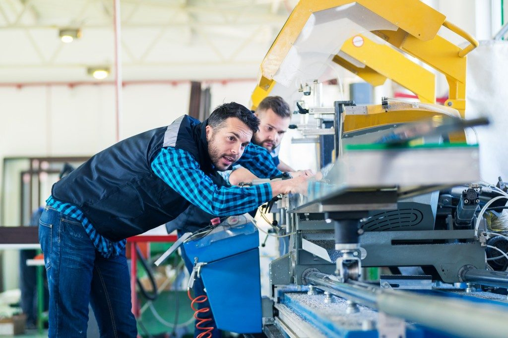 New technology in manufacturing